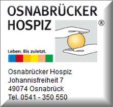 49074 Osnabrück,  Osnabrücker Hospiz