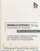 Immunocyanin beim oberflächlichen Harnblasenkarzinom