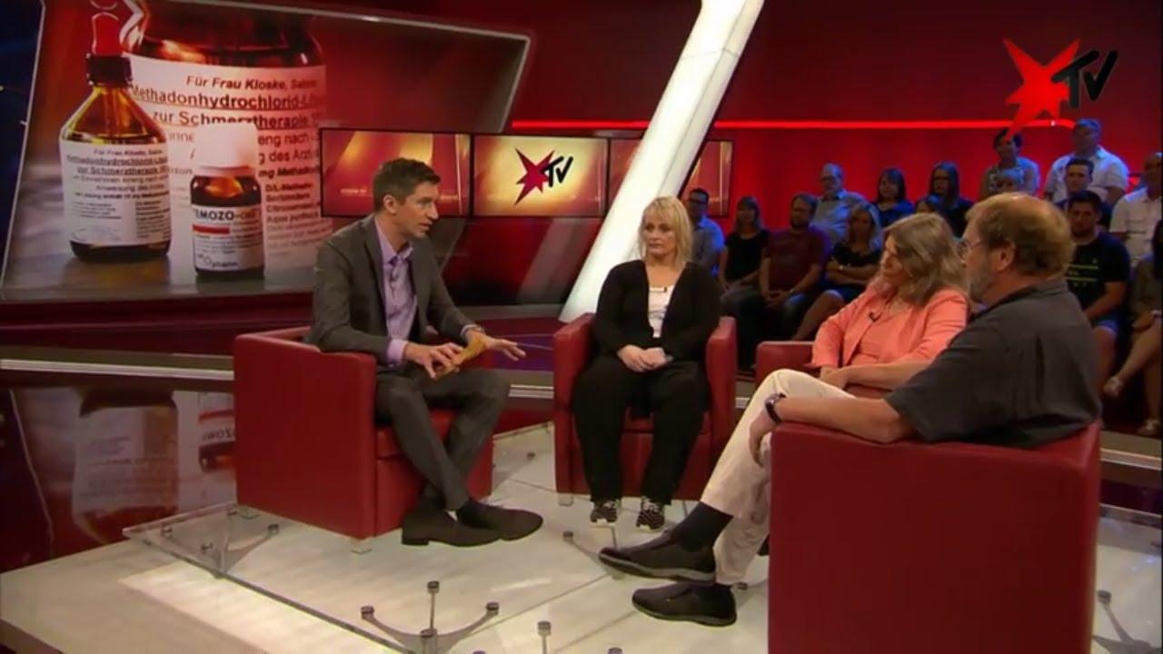 Hilft Methadon gegen Krebs? Der ganze Talk | stern TV (21.06.2017)