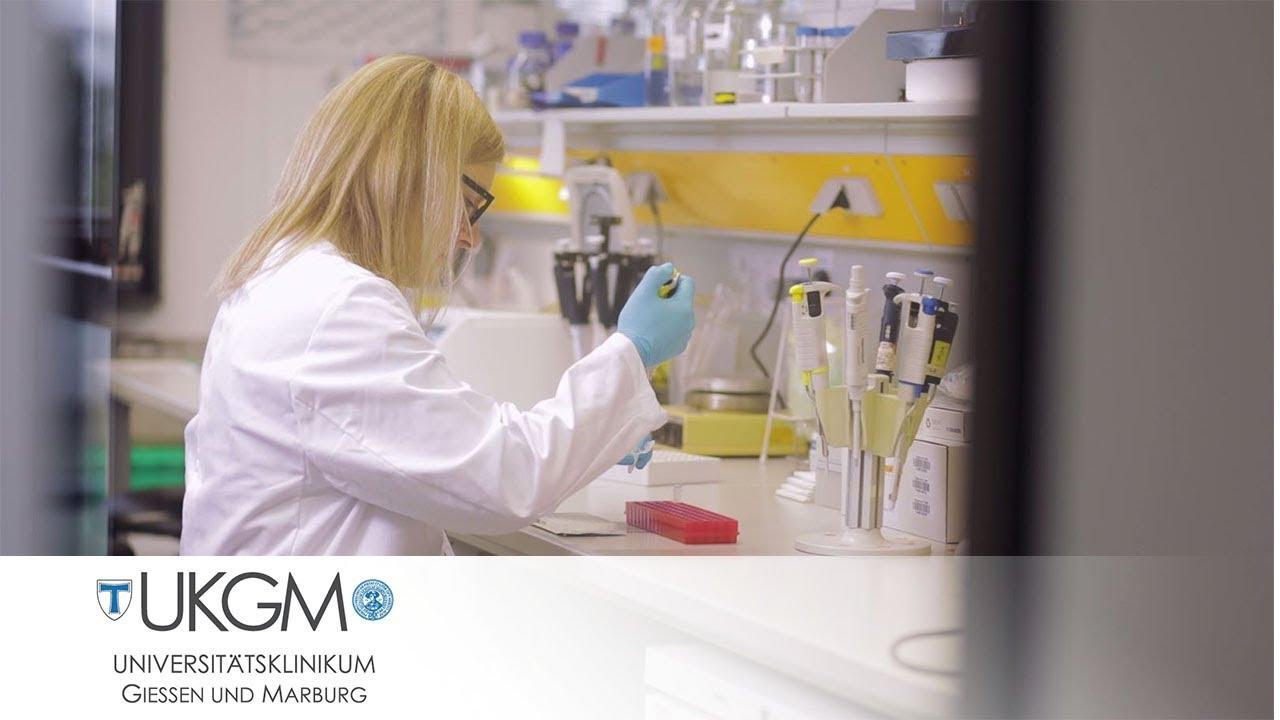 Biomarker für eine personalisierte Therapie bei neuroendokrinen Tumoren - UKGM, Marburg