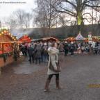 Weihnachtsmark im Wasserschloss Merode am 07.12.2016