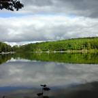 Herbststimmung am Ellertshäuser See